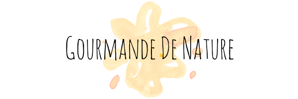 Gourmande de nature