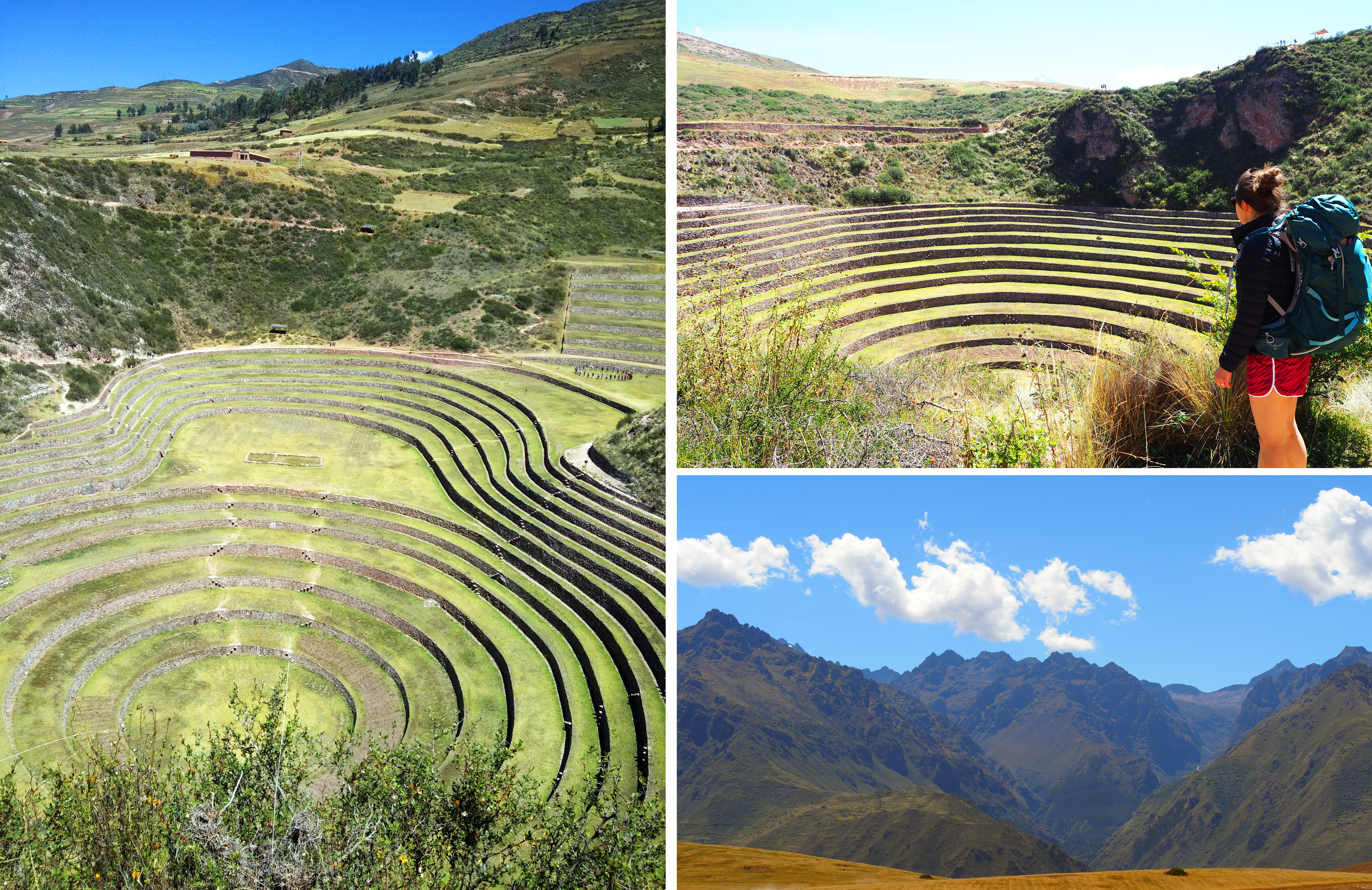 Cusco - moray