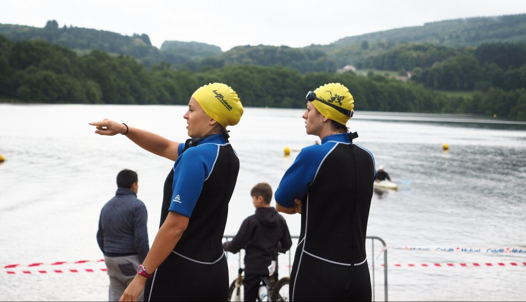 Triathlon gueret