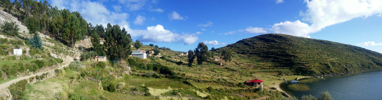Lac titicaca et puno