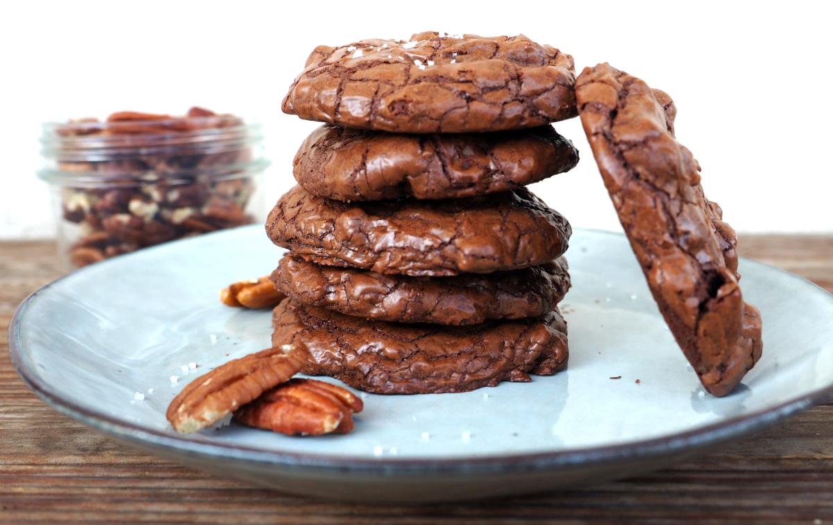recette brownie cookies
