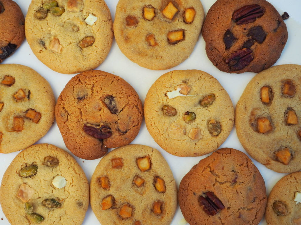 gros cookies moelleux